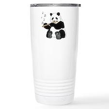 Unique Panda bear Travel Mug