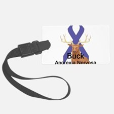buck-anorexia-nervosa.png Luggage Tag