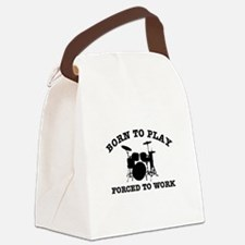 Cool Drums gift items Canvas Lunch Bag