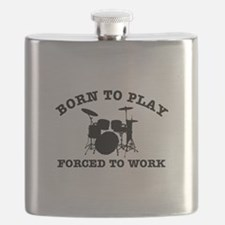Cool Drums gift items Flask