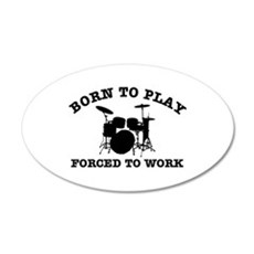 Cool Drums gift items Wall Sticker