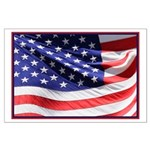 Old Glory Today Large Poster