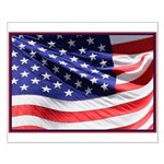 Old Glory Today Small Poster