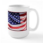 Old Glory Today Large Mug