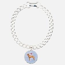 Wirehaired Vizsla Bracelet