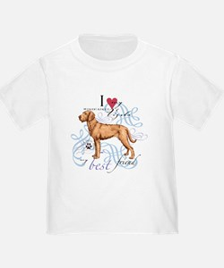 Wirehaired Vizsla T