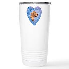 Wirehaired Vizsla Thermos Mug