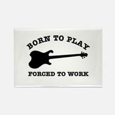 Cool Electric guitar gift items Rectangle Magnet