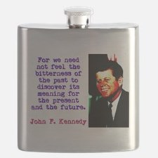 For We Need Not Feel - John Kennedy Flask