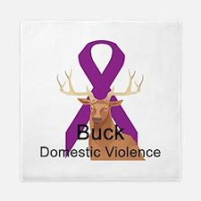 buck-domestic-violence.png Queen Duvet
