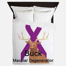 buck-macular-degeneration.png Queen Duvet