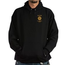 Hero-University Store Roguish Smile Hoodie