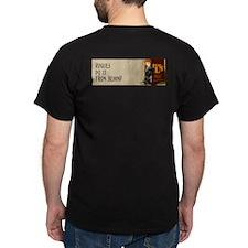Hero-University Store Rogues Do It T-Shirt