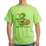 Belly Beast Green T-Shirt