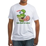 Belly Beast Fitted T-Shirt