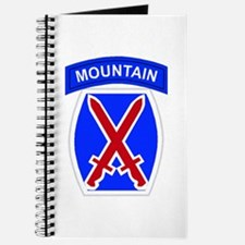 10th MOUNTAIN DIVISION Journal