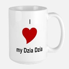 I love my Dzia Dzia Mugs