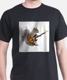 squirrel_guitar T-Shirt