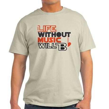 B flat Light T-Shirt