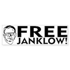 Free Janklow Bumper Bumper Sticker