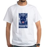 Crowley White T-Shirt
