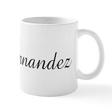 Mrs. Fernandez  Mug