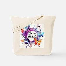 Unique Splash Tote Bag