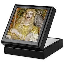 Athena Keepsake Box