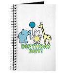 Birthday Boy Journal