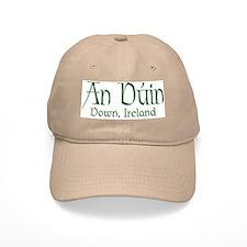 County Down (Gaelic) Baseball Baseball Baseball Cap