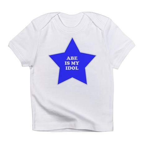 star-abe.png Infant T-Shirt