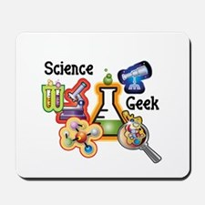 Science Geek Mousepad