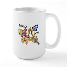 Science Geek Mug