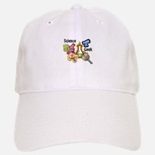 Science Geek Baseball Baseball Cap