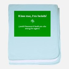 Kiss Me - I'm Irish and haven't had snog in ages b