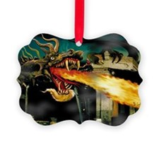Mutant Dragon Ornament