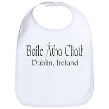 Dublin, Ireland (Gaelic) Bib