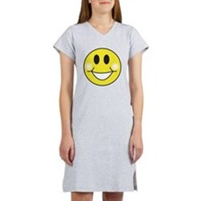 smiley-face.png Women's Nightshirt