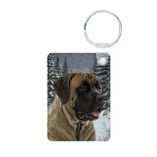 English Mastiff Keychains