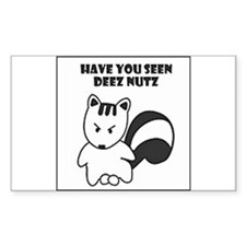 Have you seen deez nuts Decal