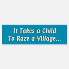 Raze a village /FenderFlash