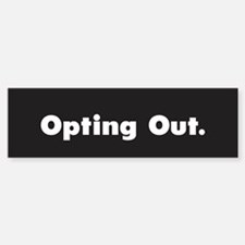 Opting Out /FenderFlash