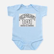 Pimpology 101 Infant Bodysuit