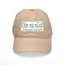 County Donegal (Gaelic) Baseball Baseball Cap