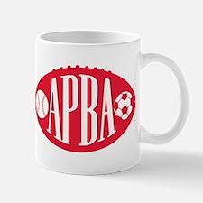 APBA Logo Mug