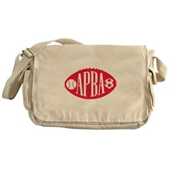 APBA logo Messenger Bag