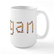 Raegan Pencils Mug