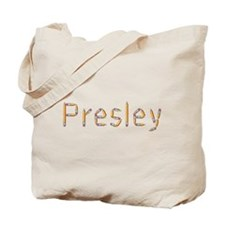 Presley Pencils Tote Bag