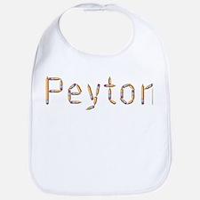 Peyton Pencils Bib