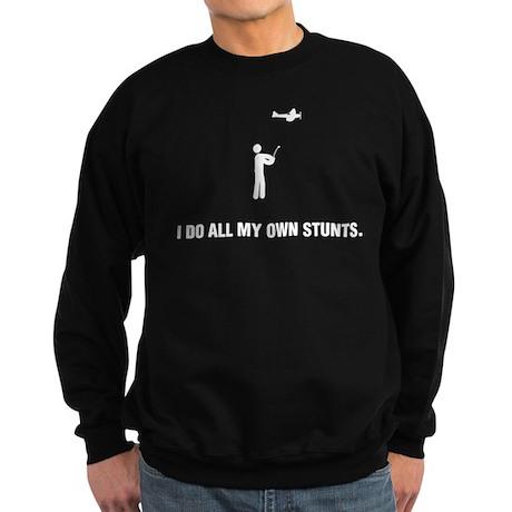 RC Aeroplane Sweatshirt (dark)